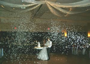 Wedding Area, Park Place Event Center, Cedar Falls