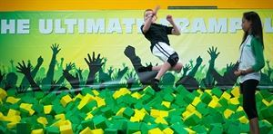 Rockin' Jump - Madison's Ultimate Trampoline Park