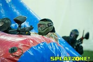 Splatzone Indoor/Outdoor Paintball