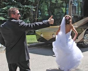 L.A. Custom Coaches Wedding Limousine Service - Lethbridge