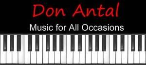 Don Antal Music - Solo Keyboard / Duo with Guitarist