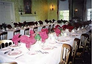Wedding Area, Sidney Lanier Cottage House Museum, Macon