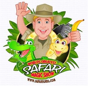 "Safari Greg  ""Austin's Favorite Childrens Entertainer"""