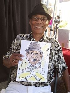 Caricatures by JT Art & Design