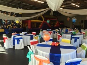 Chrisally Events All-Occasion Party Hall
