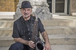 Jim Blackburn Saxophonist - Port Charlotte