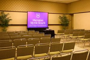 Hospitality Suite, Sheraton Myrtle Beach Convention Center Hotel, Myrtle Beach — Meeting Room