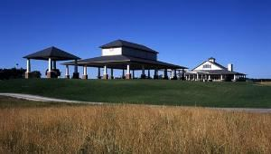 Clubhouse, Coldwater Golf Links, Ames