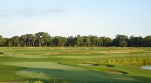 Pavilion, Coldwater Golf Links, Ames