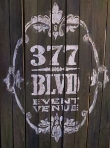 377 BLVD Event Venue