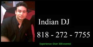 Indian DJ in Los Angeles