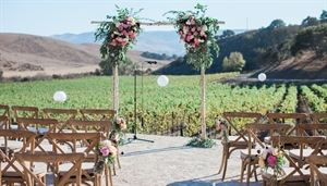 Santa Ynez Valley Vineyard Ranch Wedding Venue