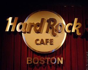 Hard Rock Cafe - Boston
