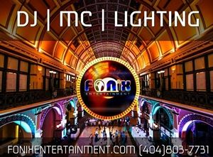 Fonix Entertainment - Atlanta DJ Sound Lighting - Athens