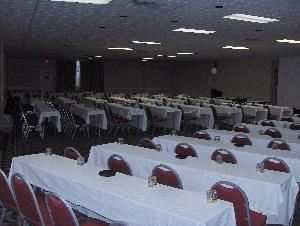 American, Ramada Lansing Hotel And Conference Center, Lansing — 4800 Square Feet, 400 Theatre, 250 Classroom, 220 Rounds