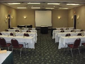 Deltas, Ramada Lansing Hotel And Conference Center, Lansing — 1875 Square Feet