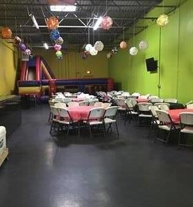 Fiestaland party hall