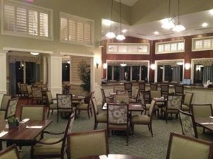 Riverwood Golf CLUB Restaurant