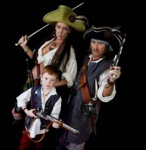 The MacKay Pirate Family