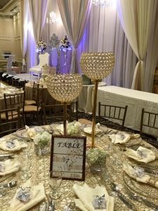 Posh & Co Centerpiece Rentals