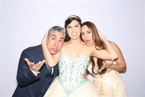 MYLA Photo Booth Rental