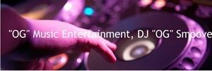 O.G. Music Entertainment DJ & Uplighting Service