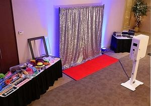 Executive Photo Booth Rentals