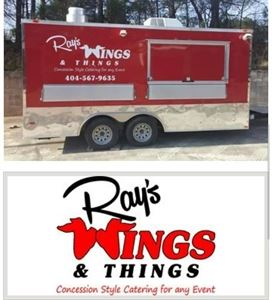 Ray's Wings & Things