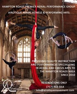 Airotique aerial dance company