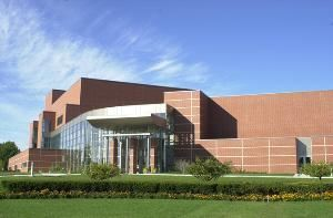 Gallagher Bluedorn Performing Arts Center