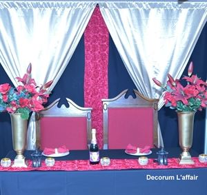 Decorum L'affair Rental & Event Planning LLC
