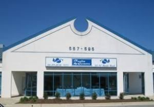 Zealia Centre, Capitol Heights — 1 floor, 4,500 sq ft. total facility ( 2700 sq. or 62 ft x 44 ft main room),