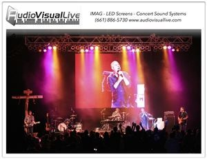 Audio Visual Live