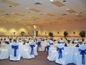 Banquet Hall, Shrine Auditorium of Orlando, Orlando — Our smaller Banquet Room seats up to 180 with either round or banquet tables and has a 15' x 24' dance floor.