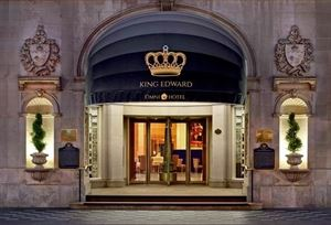 The King Edward Hotel