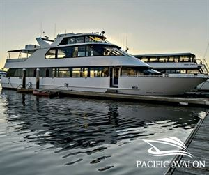 Pacific Avalon Yacht Charters