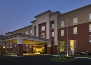 Hampton Inn & Suites Syracuse - Carrier Circle