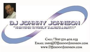 DJ Johnny Johnson - Wedding & Party Specialist