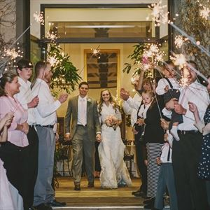 Ivy House Weddings and Events at Western Gardens Downtown