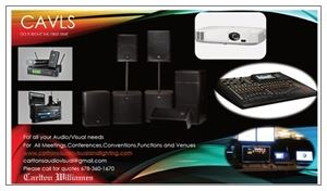 Carlton's Audio Visual & Lighting