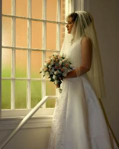 Susan Carlson, Photographer, Falls Church — Bride