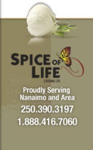 Spice of Life Catering Ltd.