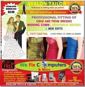Avalon Tech & Tailor