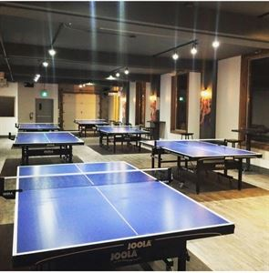 Smash Ping Pong Lounge