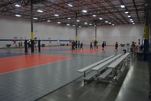 LoneStar Volleyball Sports Facility