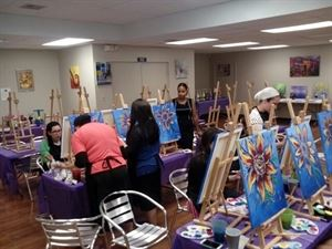 Purple Lily Art Studio