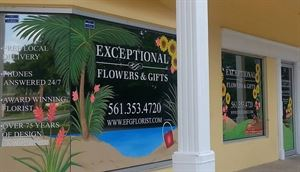 Exceptional Flowers & Gifts