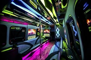 Livonia Party Bus