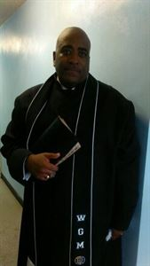Rev, Dr. Perry L Austin