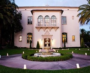 The Comber Hall Coral Gables